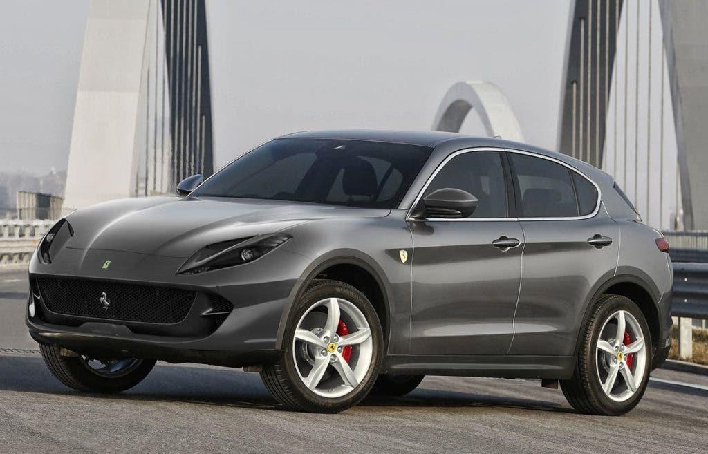 Ferrari SUV nuove assunzioni