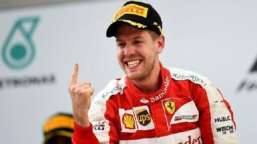 Ferrari Sebastian Vettel Formula 1