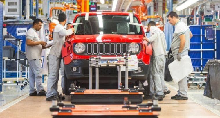 Fiat Chrysler Automobiles Goiana pieno regime