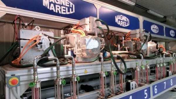 Fiat Chrysler Automobiles Magneti Marelli spin-off giugno