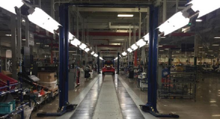 Fiat Chrysler Automobiles stabilimento Dodge Viper museo