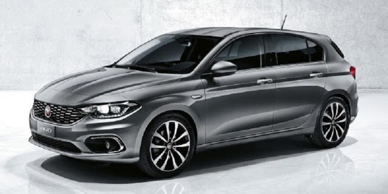 Fiat Tipo nuova generazione futuro