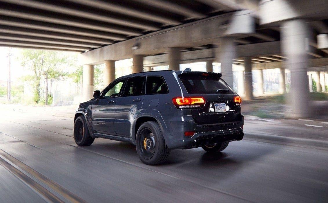 Jeep Grand Cherokee Trackhawk Ginevra 2018