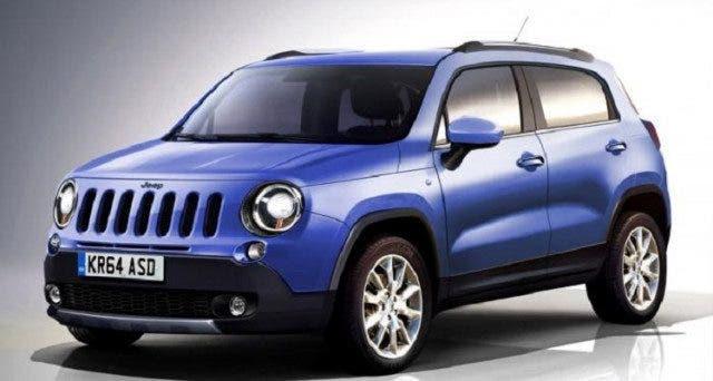 Jeep Mini SUV Mike Manley Ginevra 2018