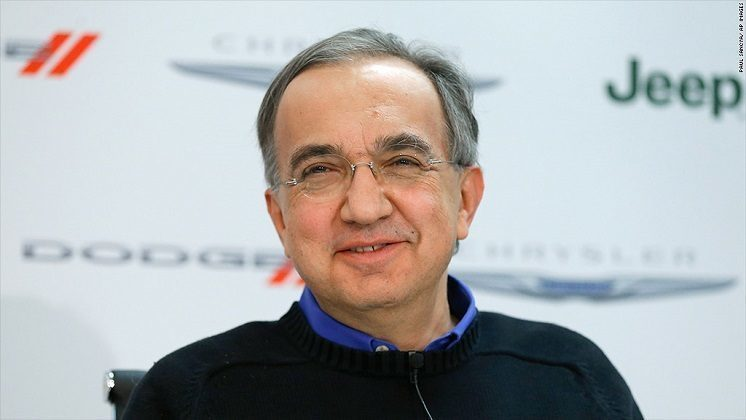 Jeep Sergio Marchionne