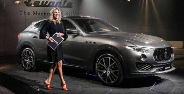 Maserati Alibaba partnership Smart Stores