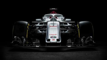 Sauber Alfa Romeo sponsor
