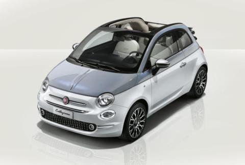 Al Salone di Ginevra la nuova Fiat 500 Collezione