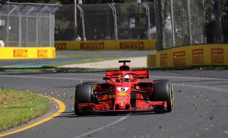 Formula 1 2018 australia