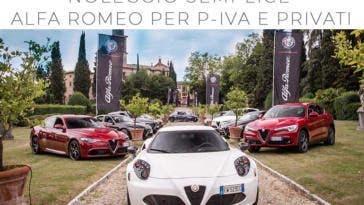 Noleggio Semplice Alfa Romeo 2018