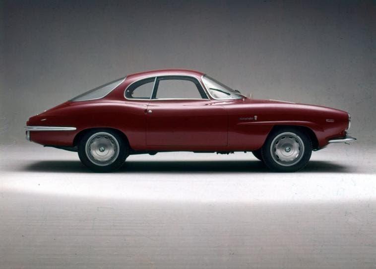 Techno Classica Alfa Romeo Giulia SS