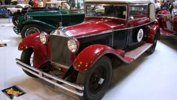 6C 1750 Cabriolet Gangloff