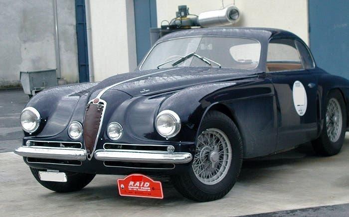 Alfa Romeo 6C 2500 Super Sport Villa d'Este