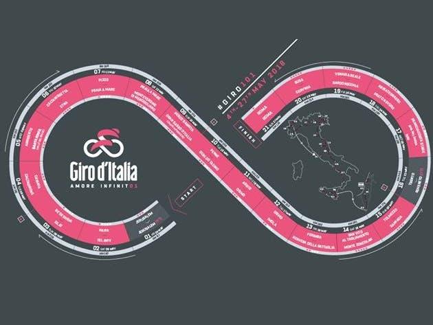 Alfa Romeo Giulia e Stelvio Giro d'Italia 2018