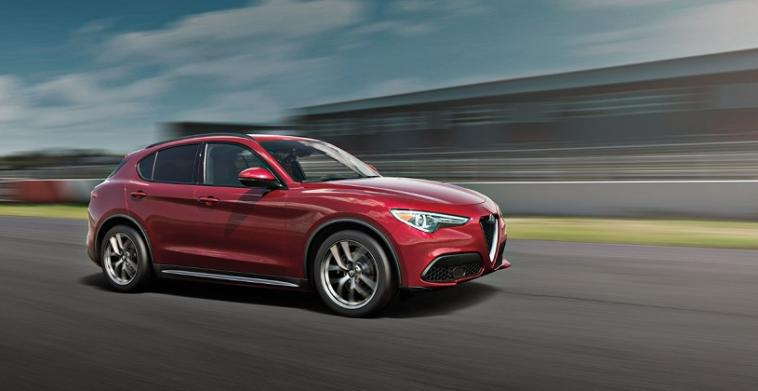 Alfa Romeo Stelvio Crossover of the Year 2018