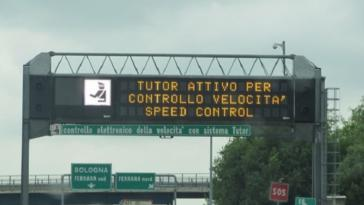 Autostrada per l'Italia tutor sentenza