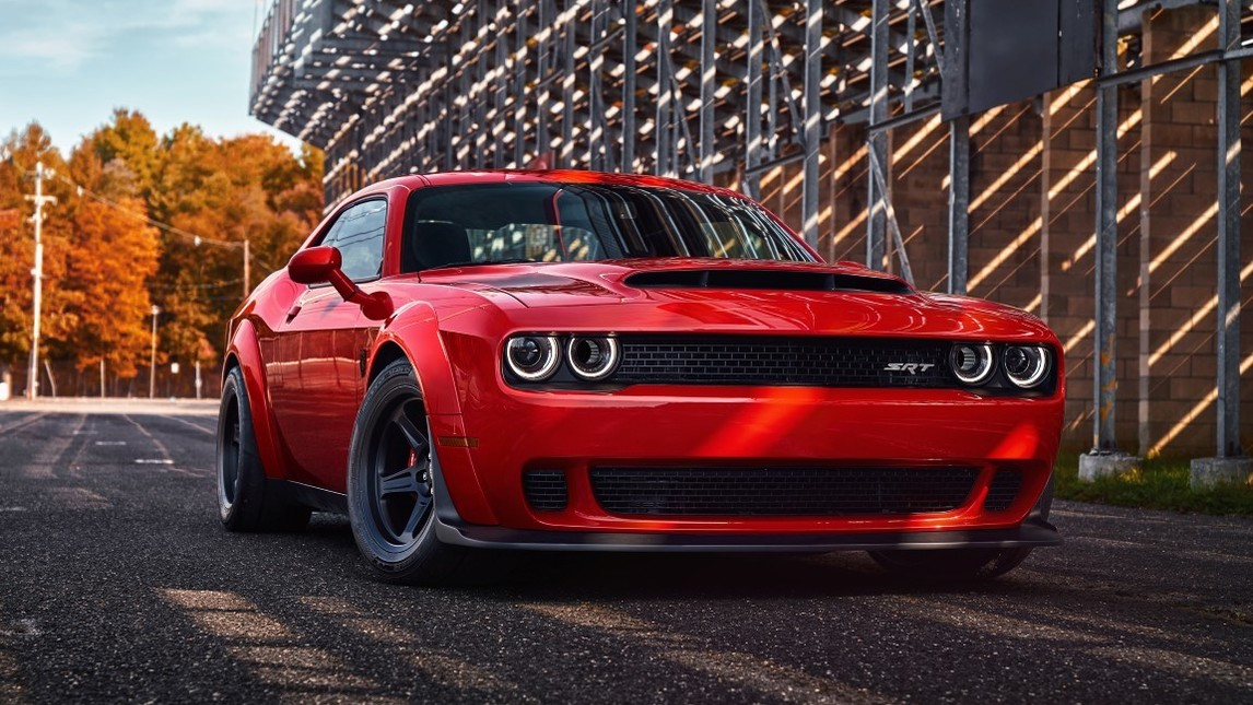 Dodge Challenger SRT Demon asta ultimo esemplare