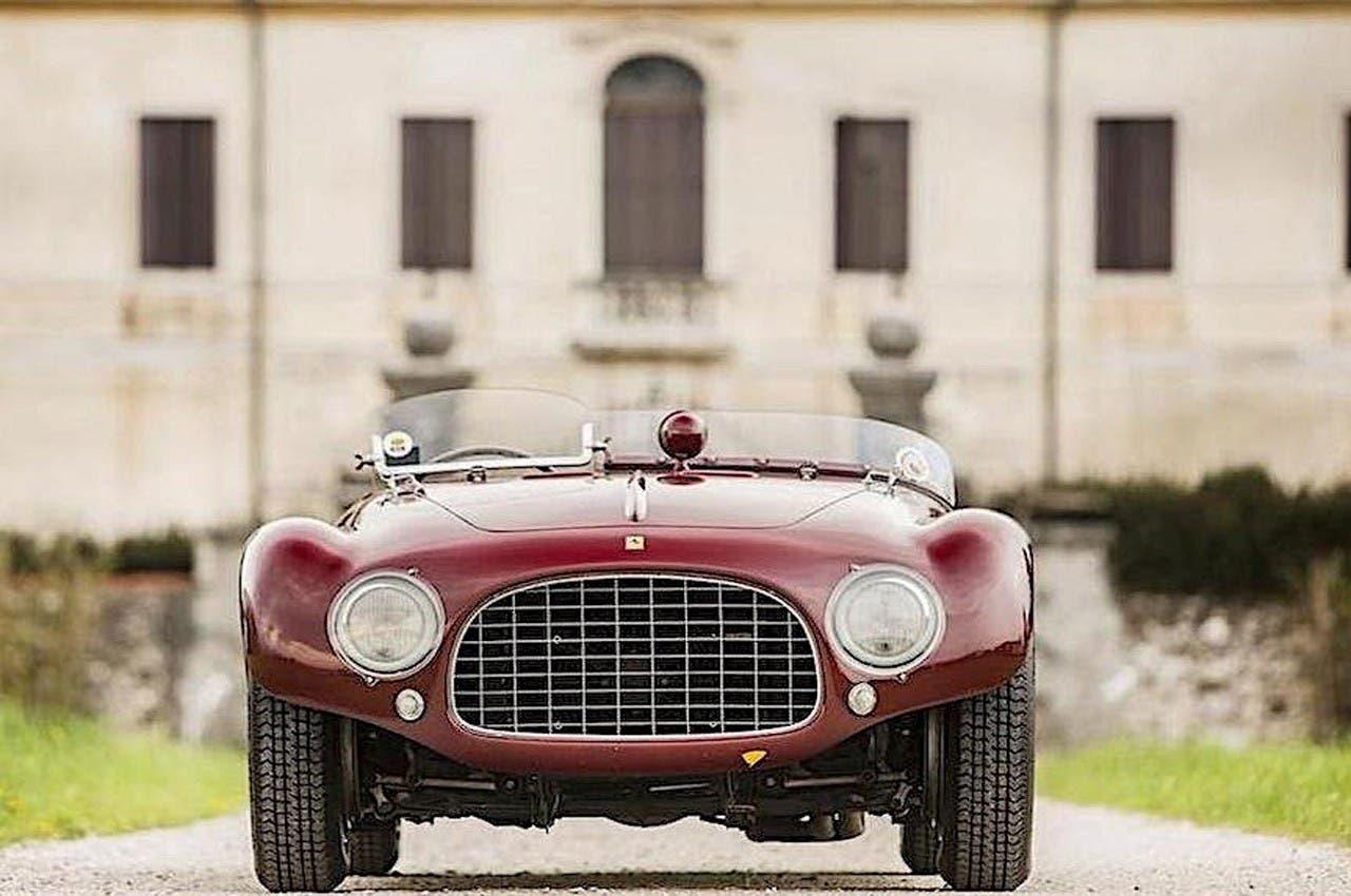 Ferrari 625 Targa Florio asta 11 maggio
