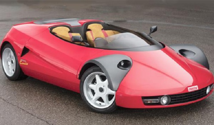 Ferrari Conciso asta