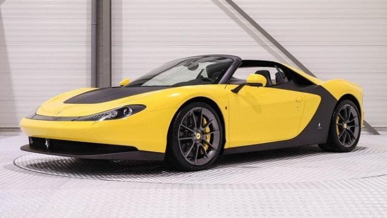 Ferrari Sergio asta