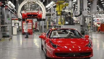 Ferrari bonus dipendenti 5500 euro
