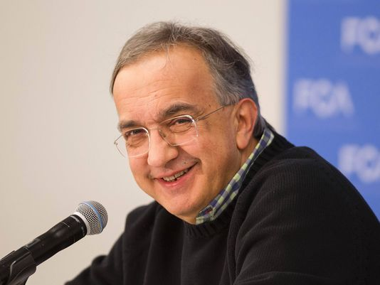 Fiat Chrysler Automobiles Sergio Marchionne Amsterdam
