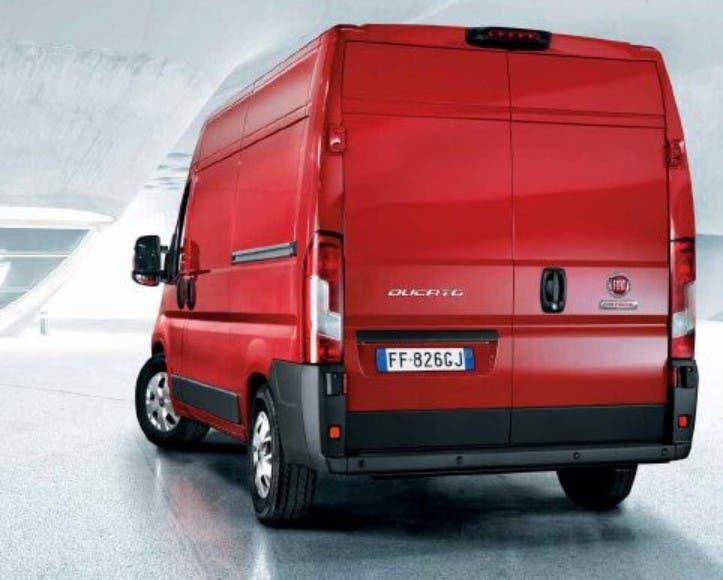 Fiat Ducato vendite Francia