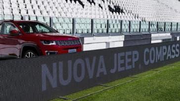 Jeep Compass versione speciale Juventus-Napoli