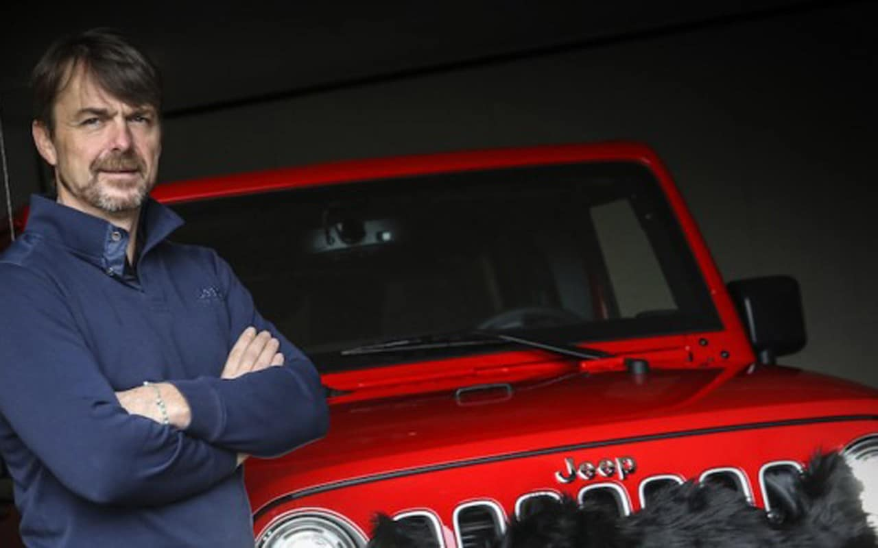 Jeep niente crossover Mike Manley