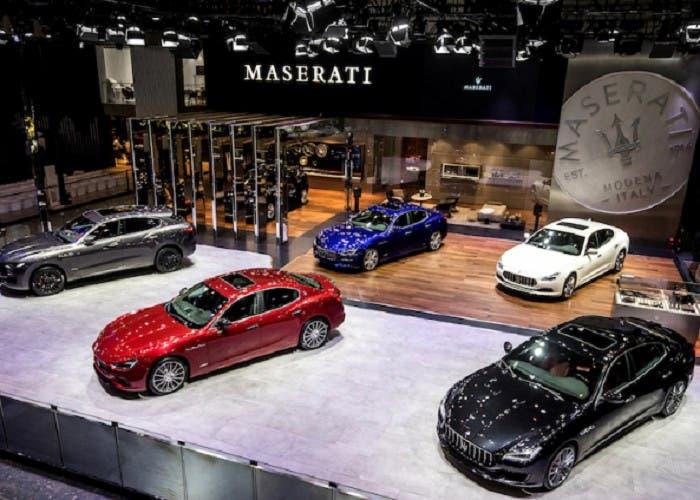 Maserati Salone Auto China 2018