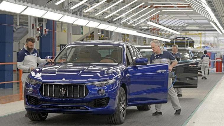 Maserati secondo SUV Mirafiori