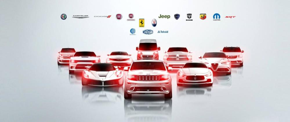 I Brand di Fiat Chrysler Automobiles