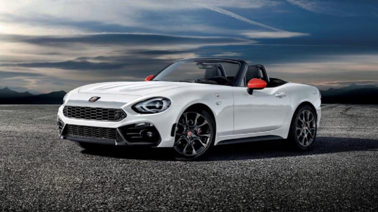 Abarth 124 Spider Monza Special Edition