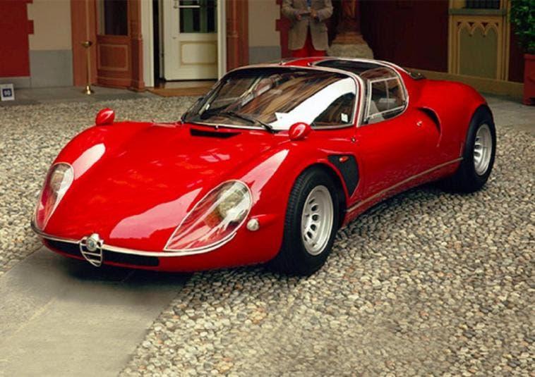 Alfa Romeo 33 Stradale Coppa d'Oro