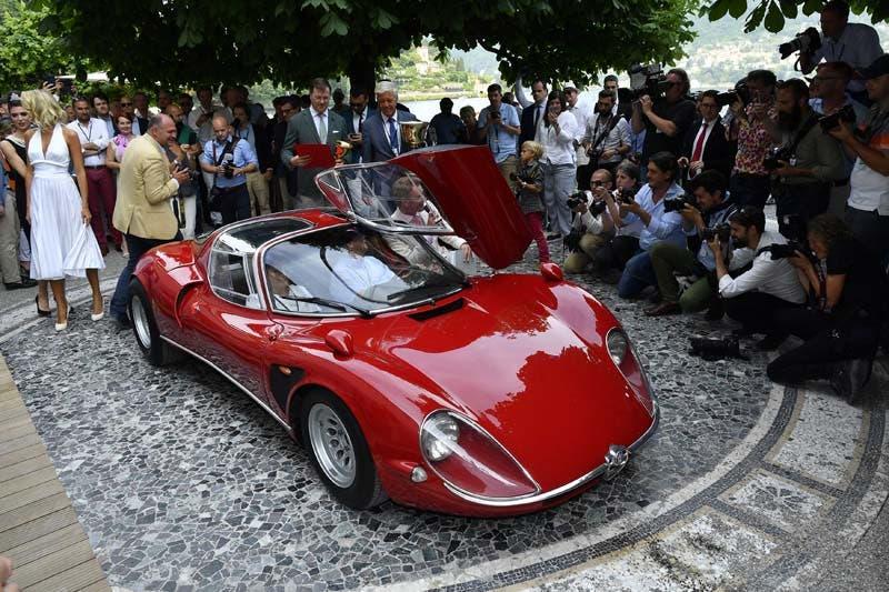 Alfa Romeo 33 Stradale Trofeo BMW Group Italia