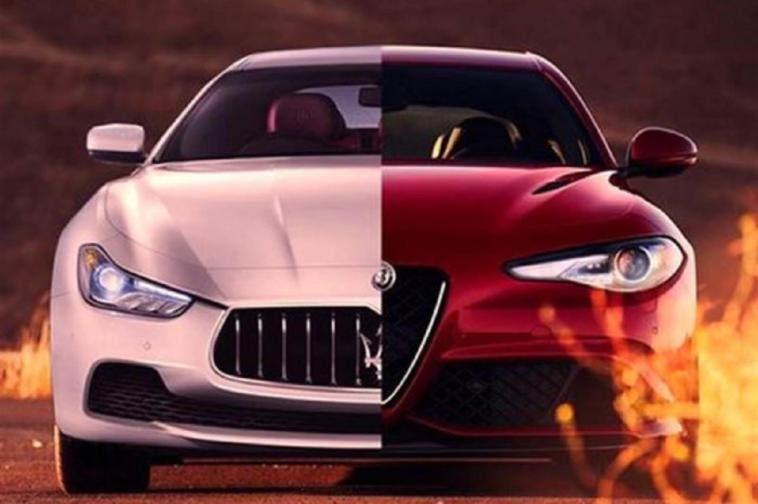 Alfa Romeo Maserati unica divisione