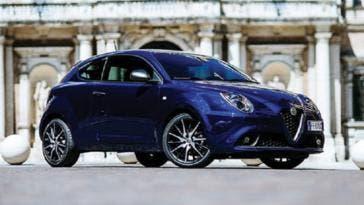 Alfa Romeo Mito successore