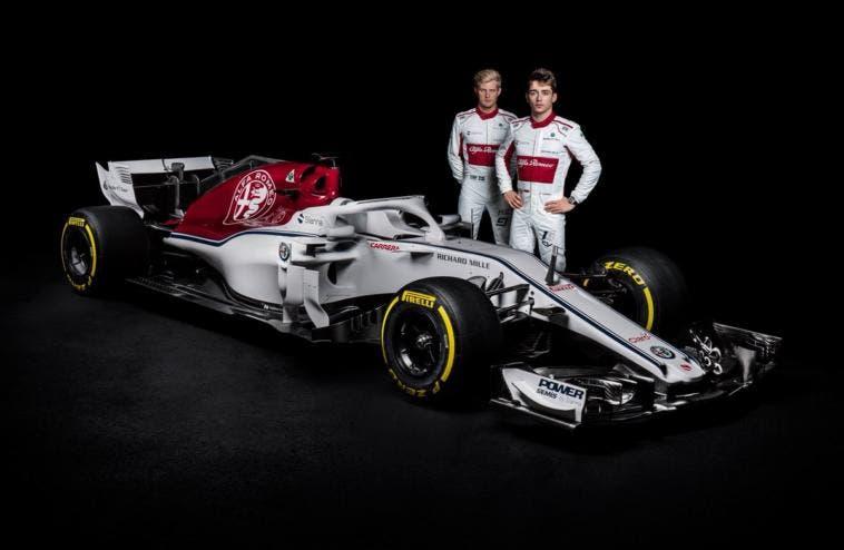 Alfa Romeo Sauber Gran Premio Spagna