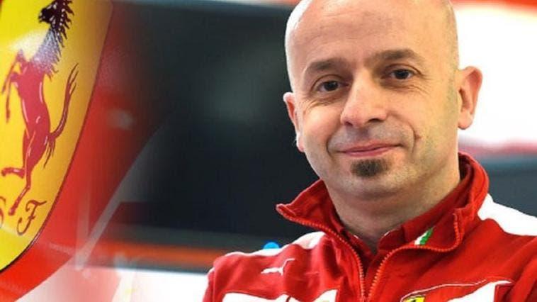 Alfa Romeo Sauber Simone Resta