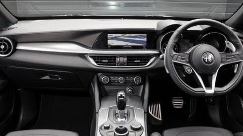 Alfa Romeo Stelvio Ti Australia