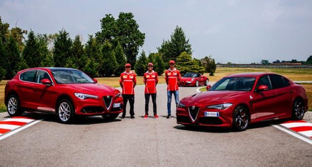 Alfa Romeo Strade Stellate 2018