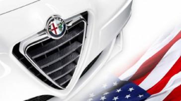 Alfa Romeo mercati USA Cina