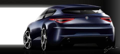 Giulietta 2019 render