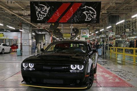Dodge Challenger SRT Demon fuori produzione