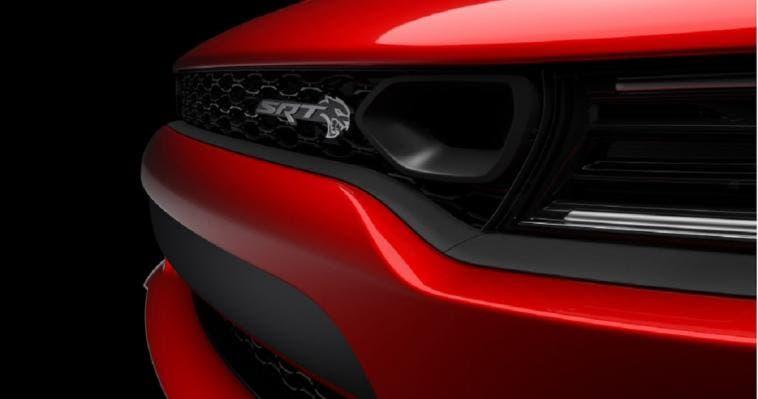 Dodge Charger Hellcat 2019 teaser