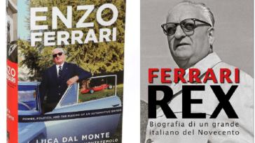 Enzo Ferrari - Ferrari Rex Libro