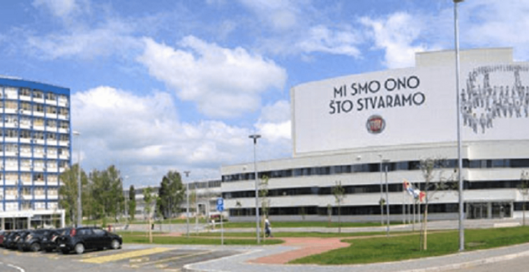 FCA Serbia esportazioni primo quadrimestre 2018