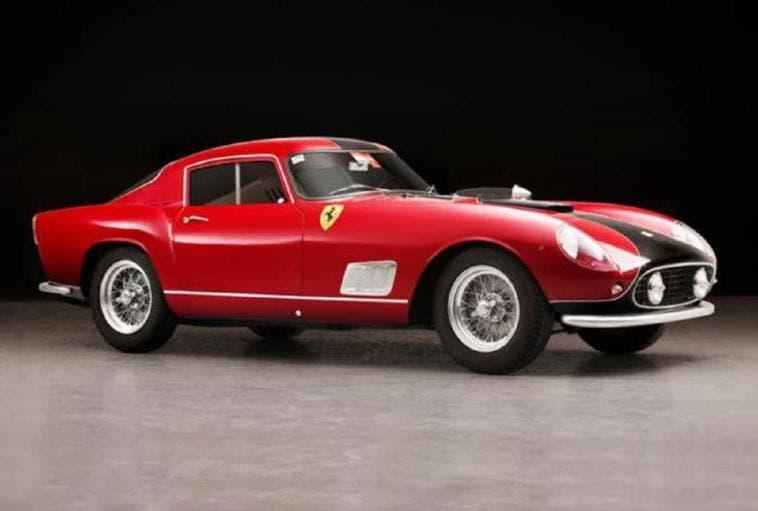 Ferrari 250 GT Berlinetta Competizione asta