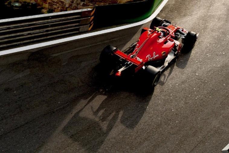 129 giri per Leclerc sulla Ferrari