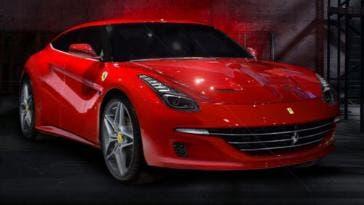 Ferrari F4 SUV concept